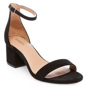 Merona block heel